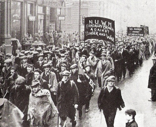 1934-hunger-march-leaves-glasgow