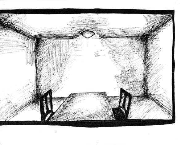 interogation cell