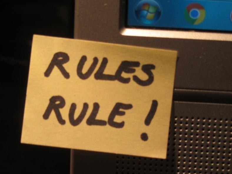 rules-rule