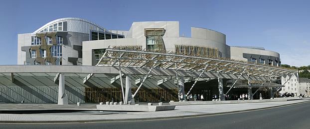 Parliament front