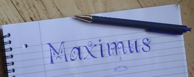 Maximus doodle