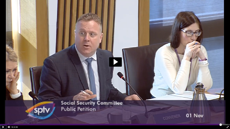 19-11-01 Social Security Committee