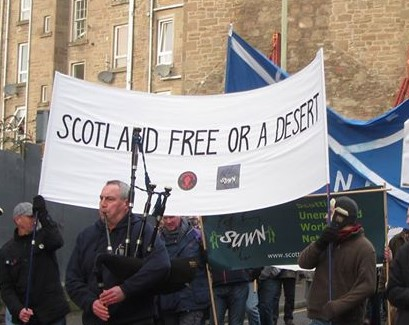 scotland free or a desert - trimmed
